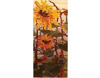 """Sunflowers""tapestry"