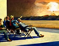 """""""People in the atomic sun"""""""