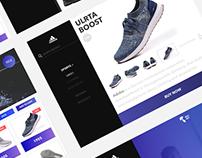 Adidas Concept (Freebie)