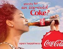 Coca Cola Refreshments