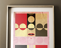 80'algia Project - Poster design