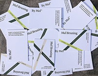 Business Cards—By Mel