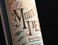 Mountain Peak Espresso Rum