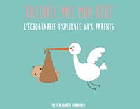 """Illustrated book""""Raconte-moi mon bébé"""""""