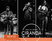 Divulga Show CIRANDA