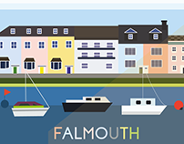 Illustrations of Falmouth