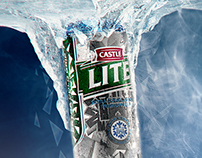 Castle Lite - Extra Cold Grip Can