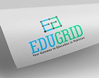 EDUGRID-Logo Design