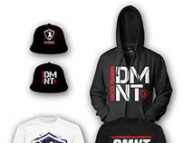 DMNT Apparel Set