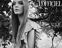 City Woods   -L'Officiel Azerbaijan