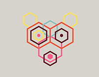 Hexagon Animals