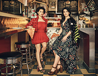 Broad City for Glamour