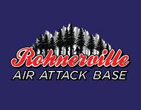 Rohnerville Air Attack Base T-Shirt Design