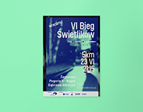 Series of posters for running events #02