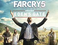 Far Cry 5 : Eden's Gate One Sheet