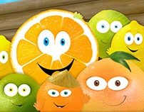Patatina and the citrus