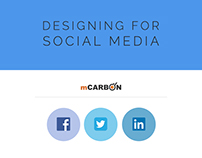 Social Media Designing for mCarbon Tech Innovation