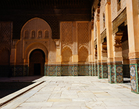 La Medersa Ben Youssef   Maroc   Morocco