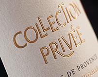 Château Maravenne Wine Label
