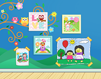 Mother's Day Theme for BittyPets