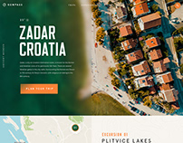 5 Beautiful Travel Website Designs for Your Inspiration