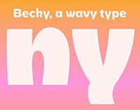 Becky Typefamily