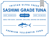 Tuna label