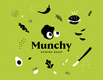 Munchy / Visual Identity