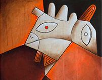 a'la Pablo Picasso