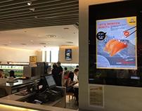 Ghenki Sushi promotion