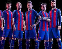 Retouch & Covor For Barcelona