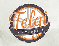 Felgi Poznań - logo, leaflets, banner