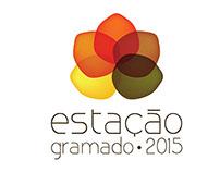 Estação Gramado 2015   Visual Identify