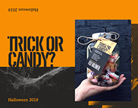 Candy Shop - Trick or Candy?