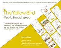 The Yellow Bird Mobile App