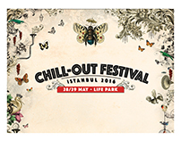 Chill-Out Festival Istanbul 2016