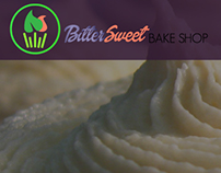Bittersweet Bake Shop Site Concept