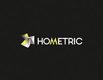 Identidad Corporativa [Hometric]