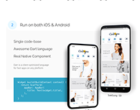 CartnYou Flutter Ecommerce Android & iOS