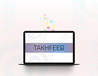 Takhfeed - Website Redesign