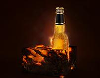 Beer In Lava