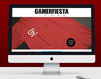 Gamerfiesta Website