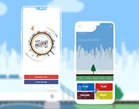 Health Passport App Design