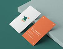 Crocovoice - Logo & Business Card Design