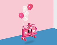 ETUDE HOUSE Let's Pink Party!