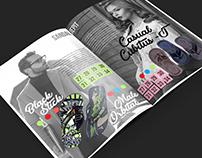 Sandals Brochure Design