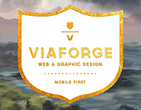 ViaForge Coffee Card Series