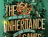 The Inheritance Games | Book Cover Art