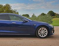 TESLA. Model S