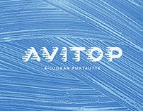 "Brand identity for 'Avitop"""